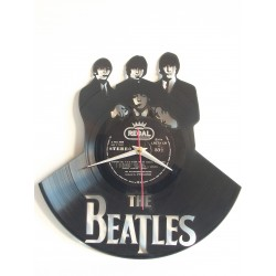 "Horloge Vinyl ""The Beatles"""