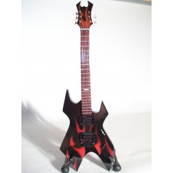 Guitare miniature BC Rich...