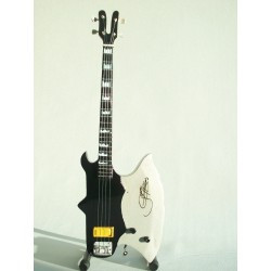 Guitare basse miniature Axe...