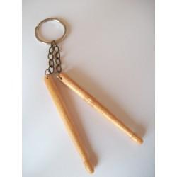 Porte clef en forme de...