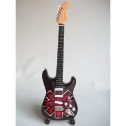 Guitare miniature Red Hot...