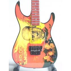 "Guitare miniature ESP ""The..."