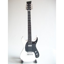Guitare miniature Mosrite -...