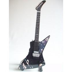 Guitare miniature Explorer...