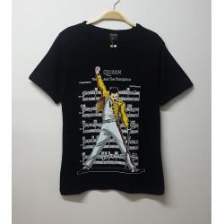 Tee-shirt Queen - partition...