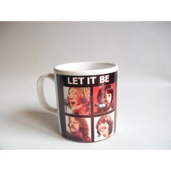Mug déco Beatles - Let it be