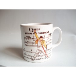 Mug déco Queen- partition...