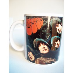 Mug déco Beatles - Rubber soul
