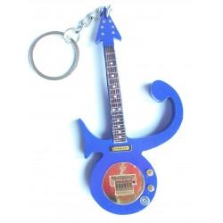 Porte clef bois en forme de...