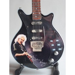 Guitare miniature Brian May...