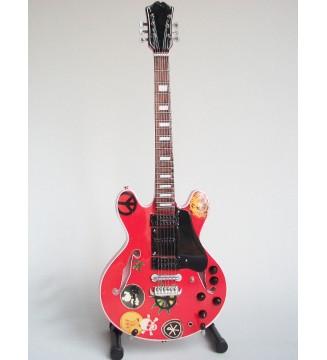 Guitare miniature Gibson ES...