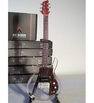 Guitare miniature Dan...