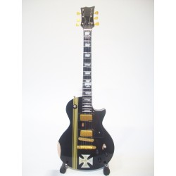 Guitare miniature ESP iron...