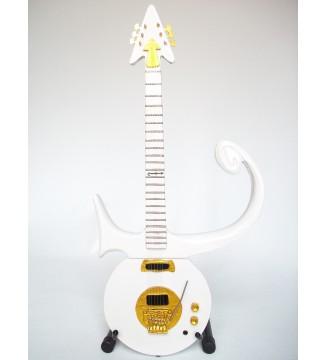 Guitare miniature Prince -...