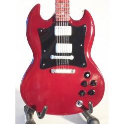 Guitare miniature Gibson SG...
