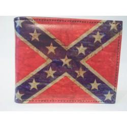 Portefeuille déco drapeau...