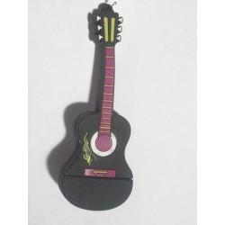 Clé USB en forme de guitare