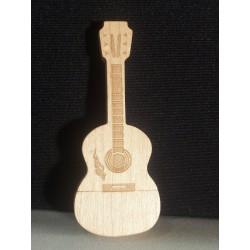 Clé USB en forme de guitare...