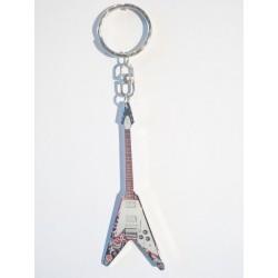 Porte clef métal forme...