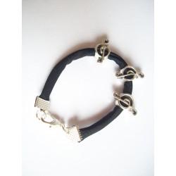Bracelet avec Clefs de sol