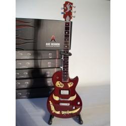 Guitare miniature Zemaitis...