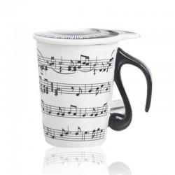 Mug décor partition de...